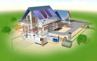 Автономное отопление частного дома своими руками