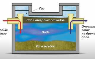 Застой воды в выгребной яме: причины появления и способы устранения