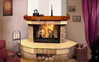 Монтаж камина: устройство, особенности установки, качественная облицовка