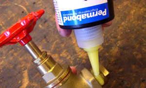 Герметизация водопровода: способы, достоинства, недостатки и особенности применения