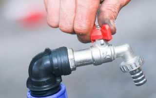 Водопроводный вентиль: назначение, виды, устройство и критерии выбора