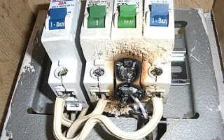 Прогрузка автоматических выключателей: устройство, протокол и периодичность проведения