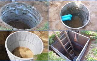 Что делать если выгребная яма быстро наполняется: причины и их устранение