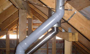 Как правильно сделать вентиляцию в частном доме из пластиковых труб