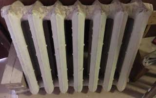 Чистка радиатора: причины, способы, реагенты для промывки батарей