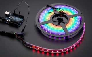 Светодиодная RGB лента: характеристики, способы применения и особенности монтажа