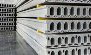Основные преимущества плит перекрытия ПК