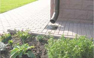 Монтаж ливневой канализации в частном доме: требования, этапы установки и цена работ