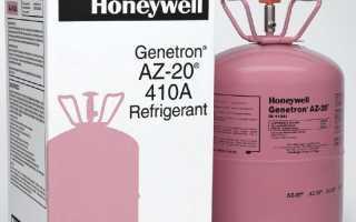 Что такое фреон R-410A: температура конденсации, рабочая таблица давления, характеристики