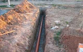 Как найти водопроводные и канализационные трубы под землей