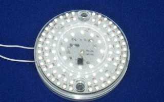Светодиодный светильник с датчиком движения: характеристики и принцип работы