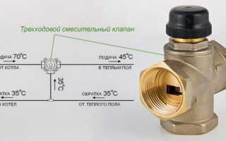Температура теплого пола: устройство, значения, основы регулирования