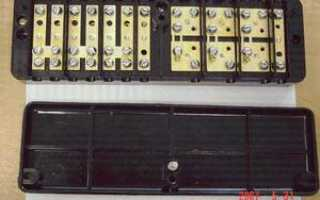 Испытательная коробка: переходная для электросчетчиков, монтаж коробки