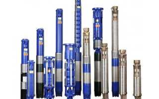 Погружной насос для скважин: устройство, принцип работы, технические характеристики и цена