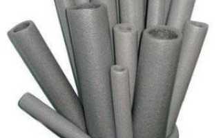 Энергофлекс утеплитель для труб: разновидности, подготовка к монтажу