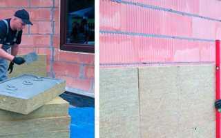 Клей для минеральной ваты: обзор, процесс нанесения, расход и скорость высыхания
