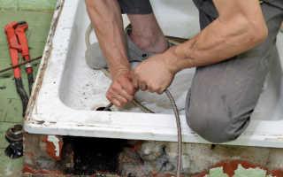 Прочищаем канализационные трубы: способы прочистки и профилактика засоров