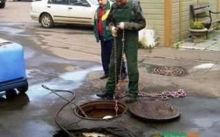 Обслуживание канализации: цели, мероприятия, способы очистки и рекомендуемые сроки