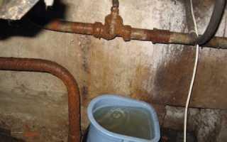 Ремонт водопровода в частном доме: неисправности и способы устранения
