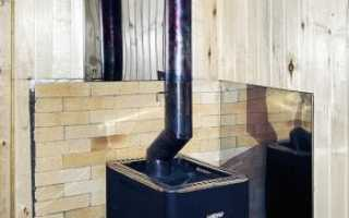 Установка печи в бане: пошаговая инструкция монтажа, выбор месторасположения