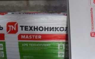Экструдированный пенополистирол Технониколь: описание, применение, характеристики