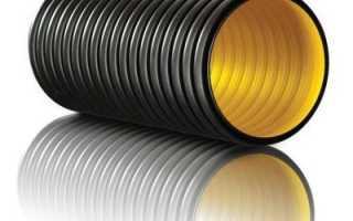 Пластиковая канализационная труба диаметром 250 мм: сфера применения, монтаж и цена