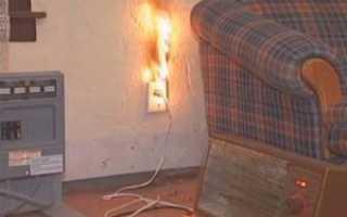 Замыкание электропроводки: что это такое, причины и методы поиска, предупреждение