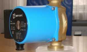 Установка дополнительного насоса в систему газового отопления