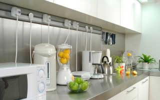 Угловые розетки для кухни: особенности монтажа и правила размещения