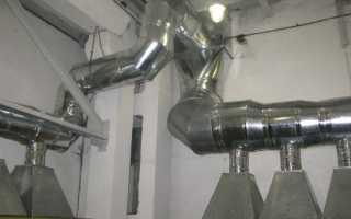 Вентиляция аккумуляторных помещений: нормы, требования, схемы