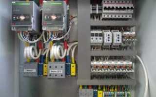 Что такое АВР в электрике: устройство, варианты схем и принцип работы