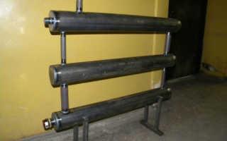 Промышленное отопление: радиаторы, батареи, регистры