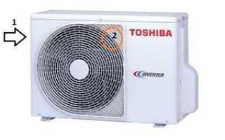 Кондиционер Toshiba: инструкции, инверторные, канальные
