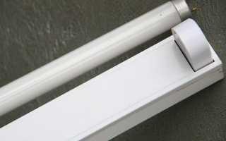 Почему не горит лампа дневного света: как отремонтировать своими руками